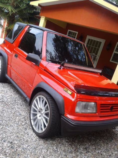 geo tracker customized - Classic Geo Other 1994 for sale