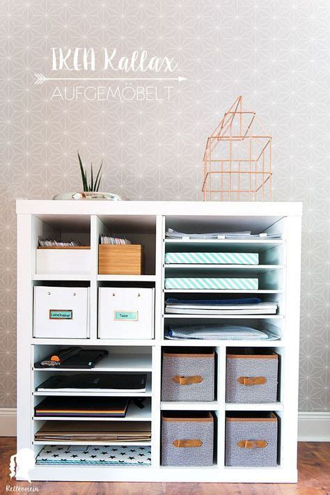 Ikea Ordnung Arbeitszimmer by Mehr Ordnung Mit Kallax Einsatz Werbung Relleomein
