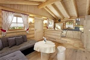Holzhaus Zum Wohnen : das blockhaus ferienhaus alex ~ Lizthompson.info Haus und Dekorationen