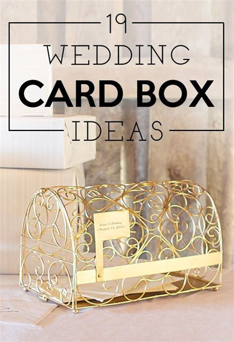 231 best WEDDING Wishing Wells & Card Boxes images on