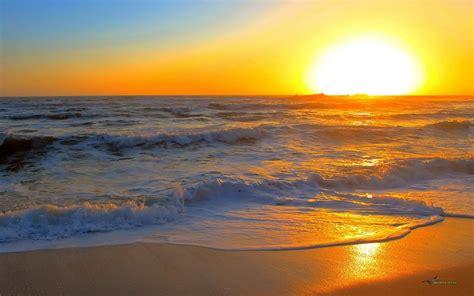 telecharger  coucher de soleil paysages