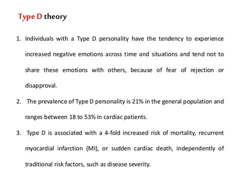 Type Theories Personality Theories (4 Temperament Theory