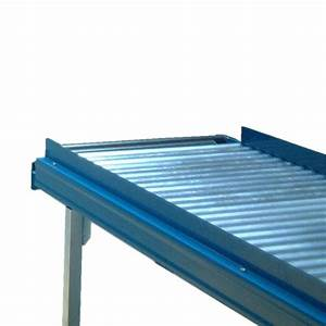 Side Guides For Gravity Roller Conveyors