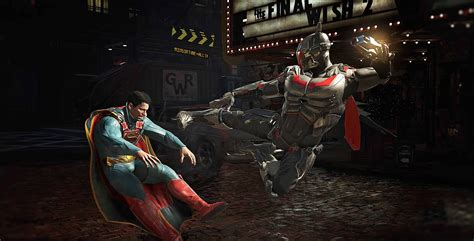 Half Life 2 Wallpaper Injustice 2 The Greatest Gladiator Matches In The History Of The World This Week In Gaming