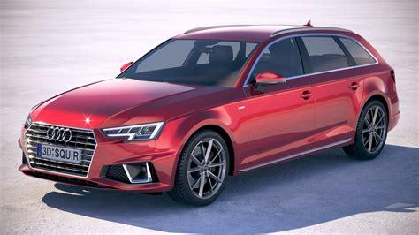 2019 Audi A4 by Audi A4 S Line Avant 2019
