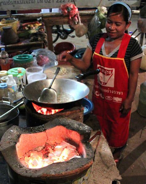 thai charcoal outdoor stove tao