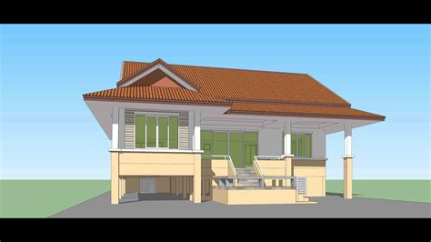 tutorial sketchup   create house model   hour