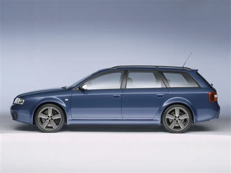 2004 Audi Rs6 Avant Plus Side Studio 1024x768 Wallpaper