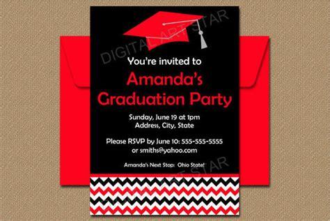 examples  graduation invitation designs  psd