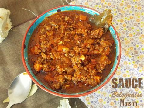 recettes de cuisine simple sauce bolognaise recette facile le cuisine de samar
