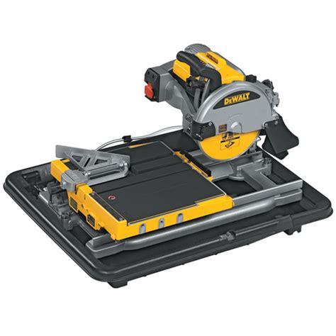 d24000 10 quot tile saw dewalt tools