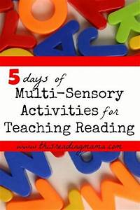14 best images about multisensory ideas to teach reading ...