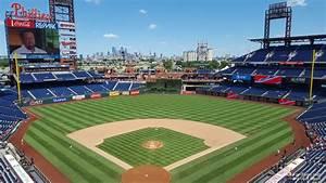 Citizens Bank Park Section 320 Philadelphia Phillies