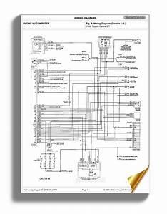 Deutz Bf4m1011f Engine Service Parts Manual 907763 Rev B