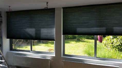 store chambre etofea les duettes stores sur mesure opaques dans une chambre