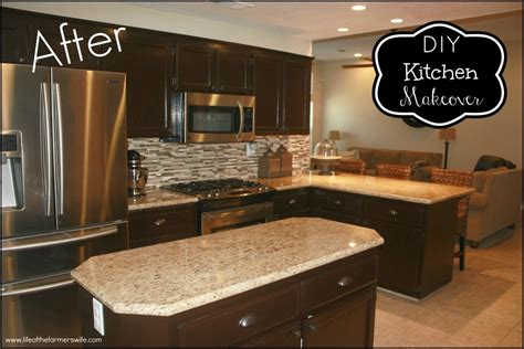 Restaining Kitchen Cabinets Grey by Best 25 Stained Kitchen Cabinets Ideas On