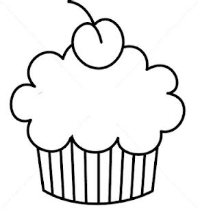 cupcake template printable artesanato e cia moldes de cupcakes riscos postagem programada