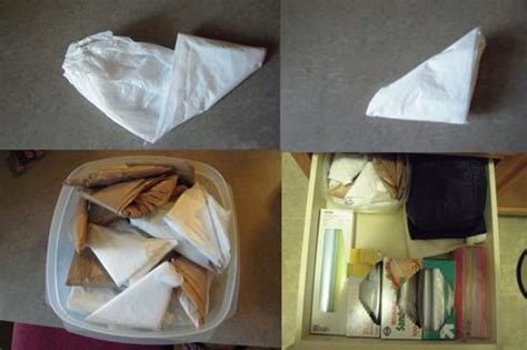 astuce pour ranger les sacs plastiques rangement de la maison 20 id 233 es ing 233 nieuses m 233 nage