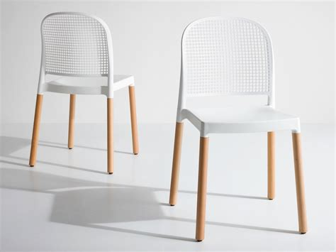 Panama Wooden Chairs by Panama 240 Bl Seating