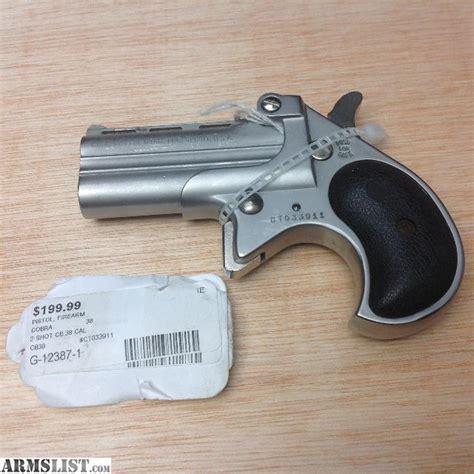 Armslist For Sale Cobra Pistol 2 Shot Model Cb38 Cal