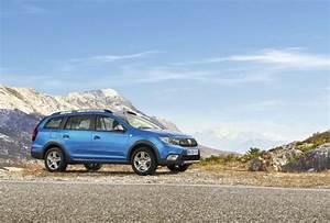 Argus Dacia Logan : gen ve 2017 dacia logan mcv stepway le break baroudeur low cost l 39 argus ~ Maxctalentgroup.com Avis de Voitures