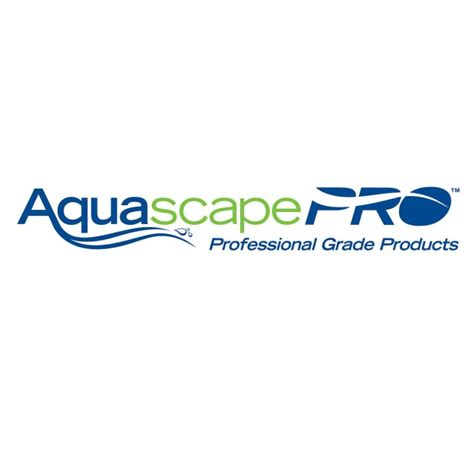 Aquascape Logo by Water Features Ewing Irrigation
