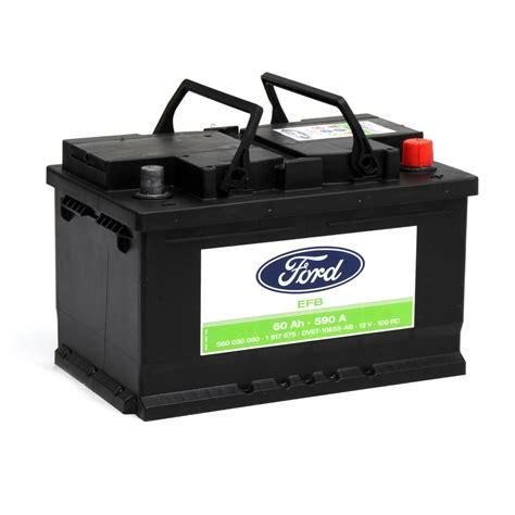 autobatterie ford original ford autobatterie starterbatterie 1917575