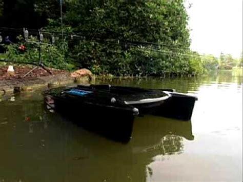 Carp Fishing Bait Boat Hull by Angling Technics Micro Cat Mk2 Bait Boat For Carp Pike