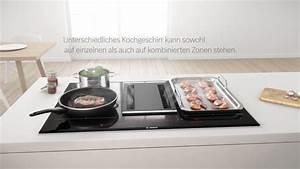 Dunstabzug Im Kochfeld : kochfeld mit integriertem dunstabzug von bosch youtube ~ Orissabook.com Haus und Dekorationen