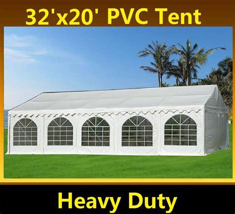 heavy duty white pvc tent canopy gazebo