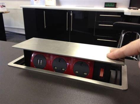 S Box pop up sockets with USB (aka IKEA Intensitet