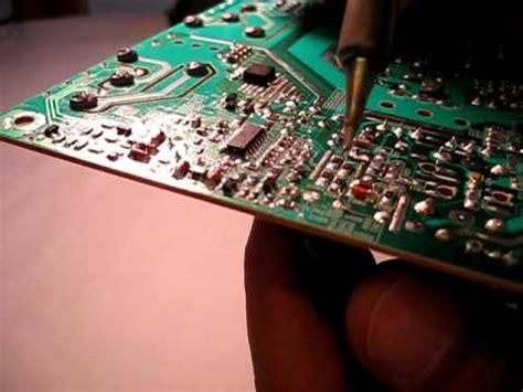 Removing Capacitor Youtube