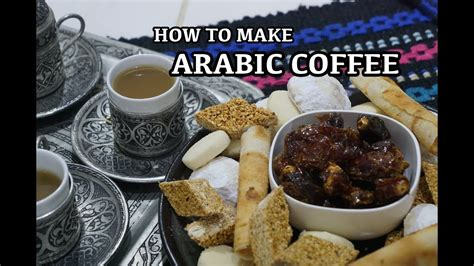 Then, slowly boil the mix. How to Make Arabic Coffee - Qahwah Arabiyya - قهوة عربية - YouTube