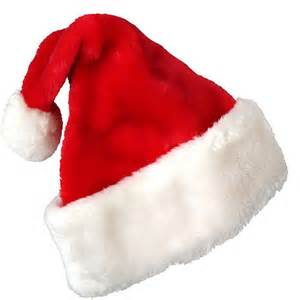 2016 christmas party santa hat velvet red and white cap for santa claus costume ebay