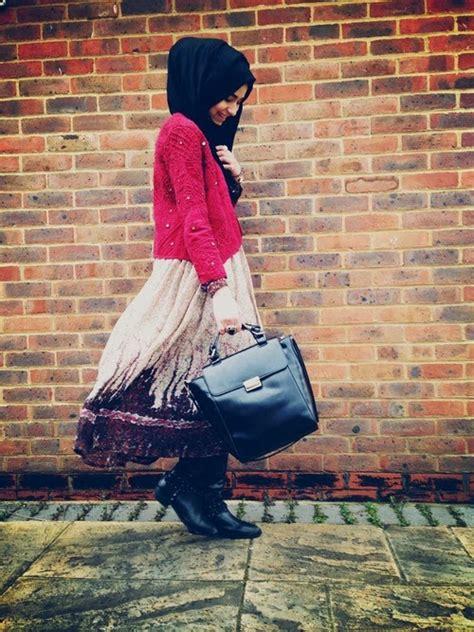 memakai hijab styles