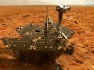 Mars Rover What Does Space Look Like
