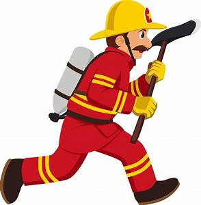 Cartoon Firemen Clipart Images Gallery For Free Download