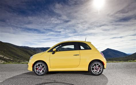 Fiat 500 Wallpapers by Fiat 500 2012 Widescreen Car Picture 25 Of 77