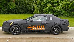 Ford Mustang: first look at next-gen global sports car - Photos (1 of 9)