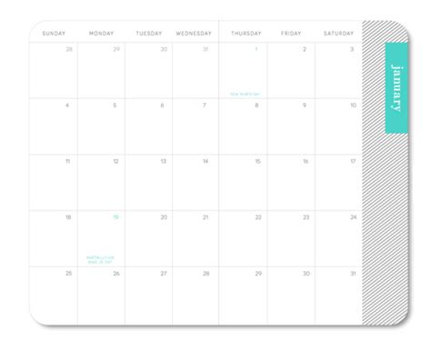 Monday Through Saturday Calendar Template by Sunday Through Saturday Calendar New Calendar Template Site