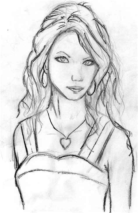 Best Easy Drawings For Girls Ideas And Images On Bing Find What