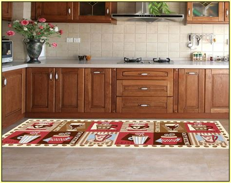 kitchen rug ideas fresh best blue washable kitchen rugs 22631