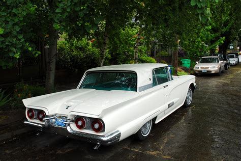 Ford Thunderbird 1958 Review Amazing Pictures And Images
