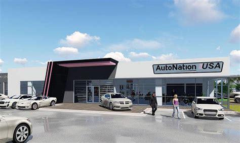 autonation revives    stores