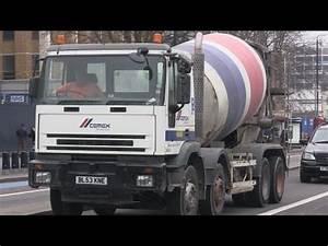 Cemex, Concrete, Mixer, Truck