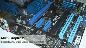 Asus M5a97 R2 0 Am3  Amd 970 Sata 6gbs Usb 3 0 Atx Amd