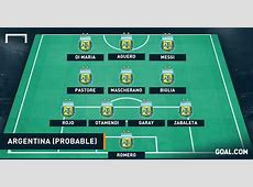 Martino must find his best Argentina XI and fast Goalcom