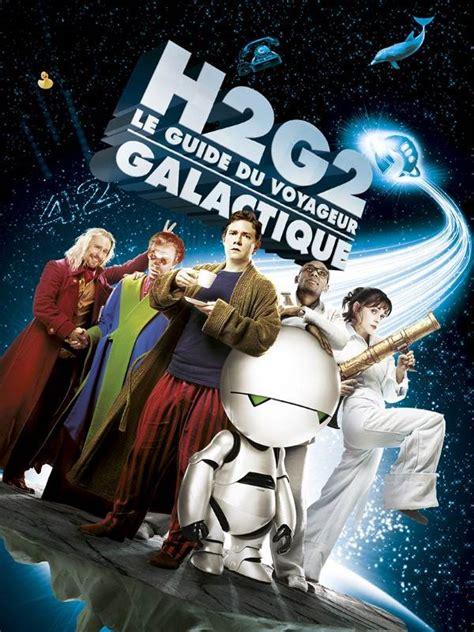 le guide du voyageur galactique va debarquer en serie