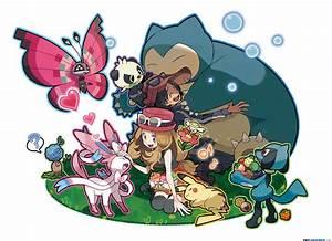 Pokemon X and Y Version Exclusive Pokemon list  Pokemon