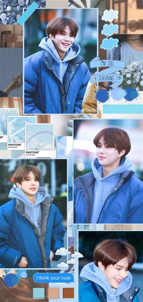 jungwoo aesthetic wallpaper di 2020 orang